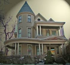 is your house a queen anne picts of popular victorians