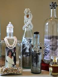 halloween picture frame crafts display photos in upcycled bottles how tos diy