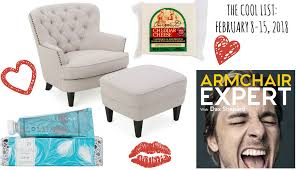 armchair expert the cool list february 9 16 2018 our time of the month