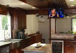 Drop Down Tv From Ceiling by Compact Drop Down Tv Lift Perfct For Small Spaces Nexus 21