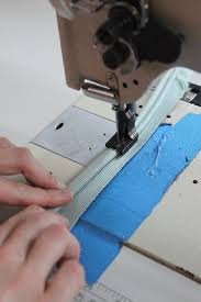 How To Sew Piping For Upholstery Upholstery Basics Coil Seat Finale Design Sponge Sewing