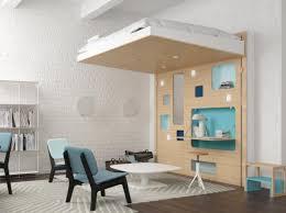chambre loggia lit mezzanine design lit hop up à partir de 6000