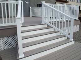 Exterior Stair Railing by Front Entry Stairs Design Ideas