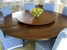 Best Dining Table Images On Pinterest Farm Tables Round - Large round kitchen tables