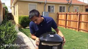 pizzeria pronto outdoor pizza oven review swagdaddy youtube