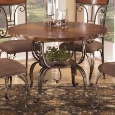 Ashley Kitchen Furniture Signature Design By Ashley Plentywood Round Dining Table Walmart Com