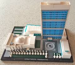 Lego Headquarters File Lego Architecture 21018 United Nations Headquarters Jpg