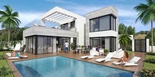 Villa Modern by Modern Villas El Rosario Elvira U0026 La Cala Golf Bablo Marbella