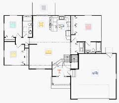 ranch floor plans raised ranch house plans