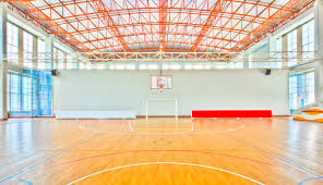 Basketball Curtains Gym Divider Curtains
