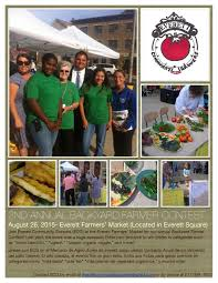 2nd annual backyard farmers contest is next wednesday at the