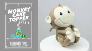 monkey cake topper monkey cake topper with wee part 1