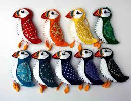 handmade felted birds buscar con birds