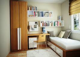 Small Bedroom Organization by Small Bedroom Organization With Smart Storage Furniture Pictures