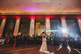 lowes wedding arches loews philadelphia hotel wedding photos philadelphia wedding