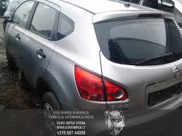 nissan dualis 2009 nissan qashqai naudotos automobiliu dalys naudotos dalys