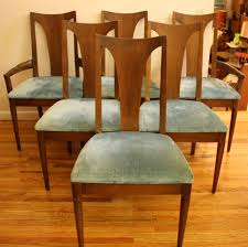 chair mid century modern dining chair set from the broyhill