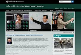 me job description college of engineering michigan state university