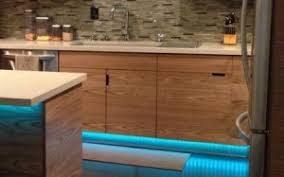 Led Strip Lights Kitchen by Upgrade Your Kitchen With Led Strip Lighting Under Cabinet Toe