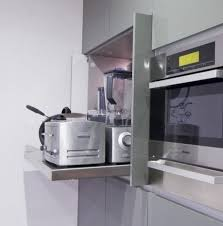 small appliances for small kitchens 42 creative appliances storage ideas for small kitchens digsdigs
