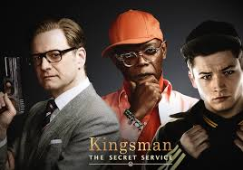 why kingsman the secret service is the first good movie of 2015