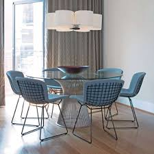 bertoia fully upholstered side chair yliving
