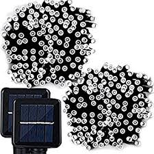 solar string lights solar string lights lemontec 200 led string