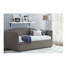 twin size daybed with trundle trundle bed ebay