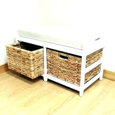 Cushioned Storage Bench Storage Bench With Cushion Cushioned Storage Bench Storage Bench