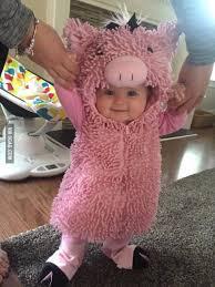 Infant Octopus Halloween Costume Sad Pig Sad Babies Future