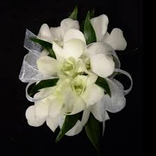 white dendrobium orchids white dendrobium orchid corsage kelilabee flower company
