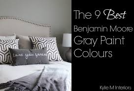 the 9 best benjamin moore paint colors u2013 grays including undertones