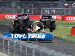 2017 stadium super trucks perth race 3 finish u2013 natural sounds