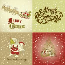 Decoration Of Christmas Cards by Set Of Christmas Cards Royalty Free Stock Image Storyblocks