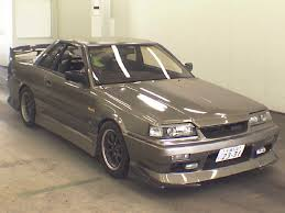 nissan skyline modified 1 of 200 1988 skyline hr31 autech coupe prestige motorsport