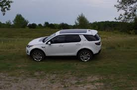 discovery land rover 2016 white test drive 2015 land rover discovery sport hse luxury