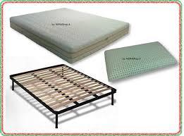 rete per materasso memory kit aloe materasso in lattice 100 rete cuscino in memory