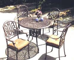 Cast Aluminum Patio Chairs 26 Design Ideas Cast Aluminum Patio Furniture Clearance