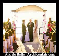 wedding chuppah rental modern lucite acrylic wedding chuppah rental estate la