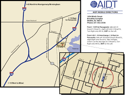 Muscle Shoals Alabama Map Locations Aidt