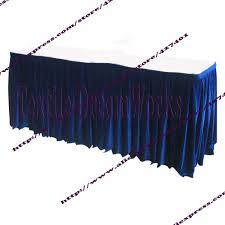 popular table skirting for weddings buy cheap table skirting for