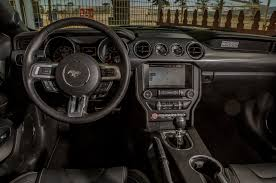 mustang gt 2015 interior ford mustang 2015 automobile all automobile magazine