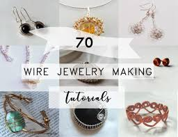 tutorial necklace making images 70 wire jewelry making tutorials diy for life jpg
