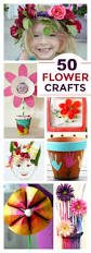 flower crafts for kids growing a jeweled rose