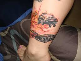5 car tattoos that will make you say u0027what were you thinking u0027