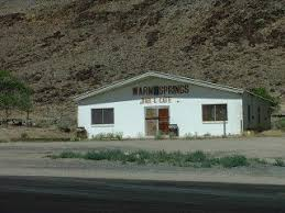 the harry helms blog the ghost town of warm springs nevada