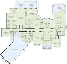 european collection house plan 1456 the bercelos