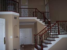 Glass Stair Handrail Dashing My Stair Railing Design Using And Ideas About Glass Stair