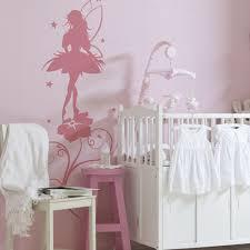 stickers chambre bébé fille fée stickers muraux chambre enfant fée en équilibre
