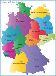 map of countries surrounding germany map of germany and surrounding countries archives travelsfinders
